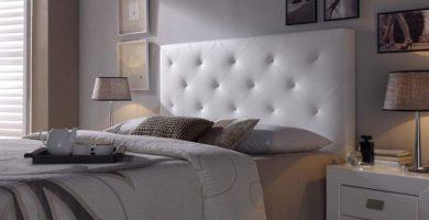 cabeceras tapizadas de cama